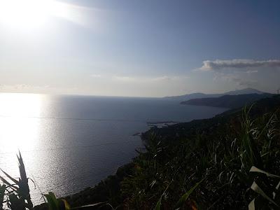 Panorama diurno Palinuro