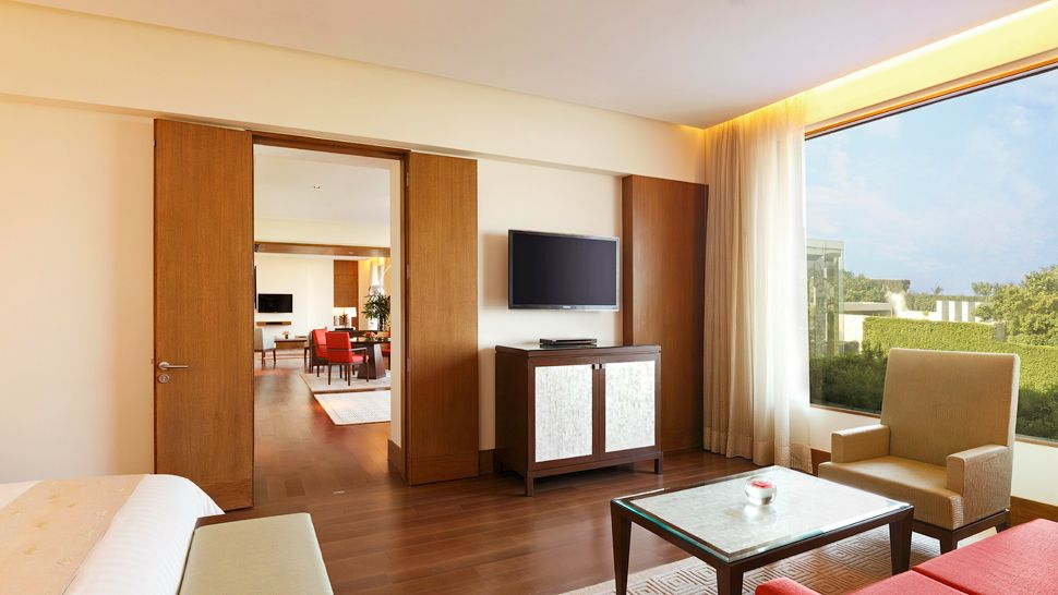 Modern Hotel Guest Rooms