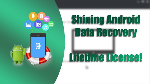 Shining Android Data Recovery v.6.6.6