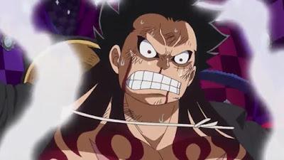 One Piece - Episodio 858