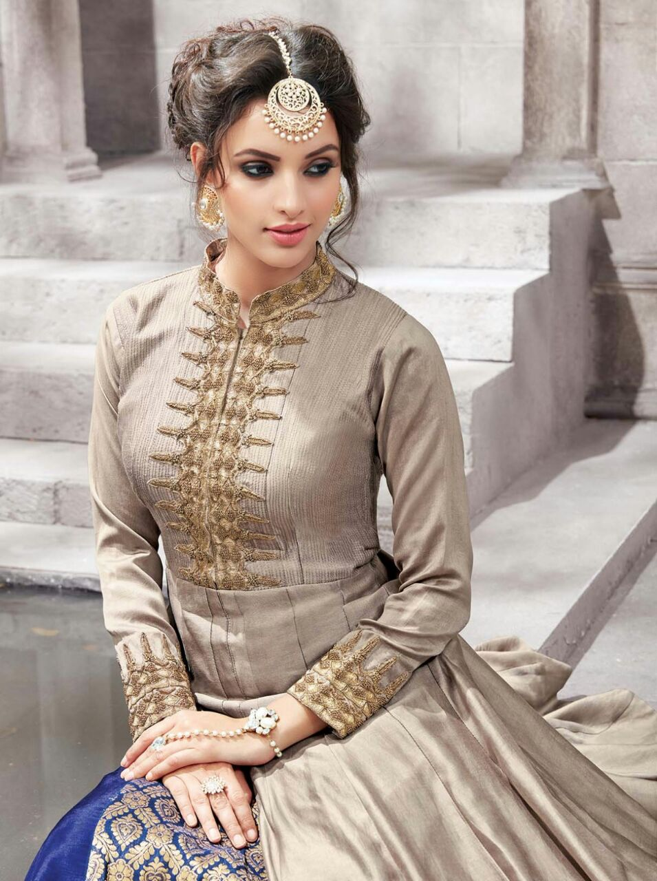 cc59eff42d Quick tips for smart buy while shopping Indian ethnic wear. Ethnic Indian  wear