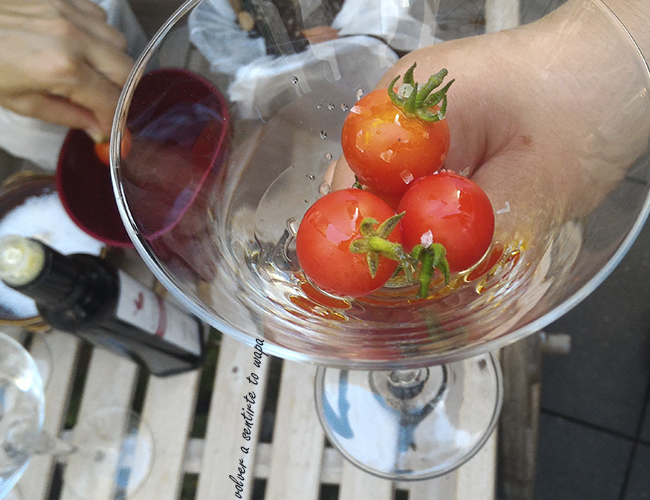 Terroir Restaurant inaugura su Huerto Comedor