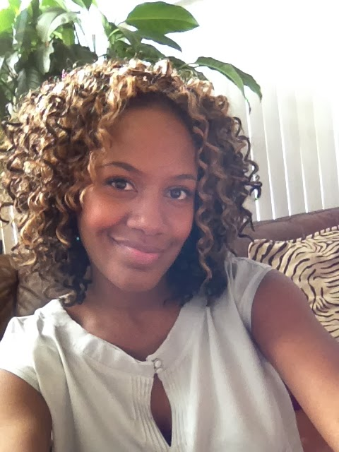 The Life Crochet Braids Using Gogo Curl By Freetress