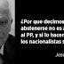 """Josep Borrell sobre Pedro Sánchez: """"Estamos persiguiendo el mismo objetivo"""""""