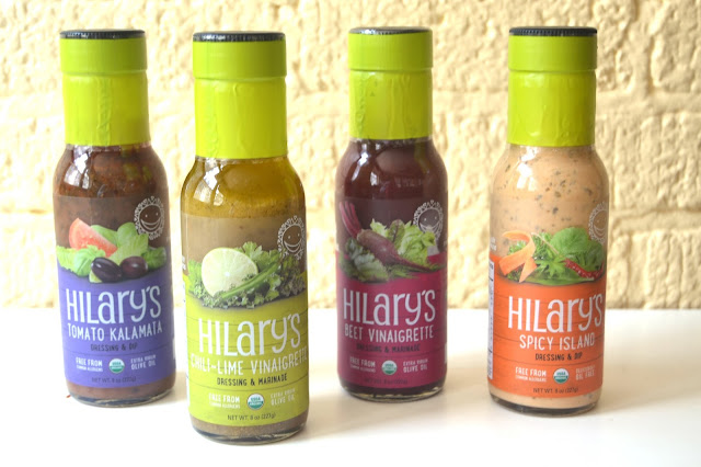 Hilary's Dressings
