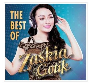 Dangdut Remix Zaskia Gotik Full Album