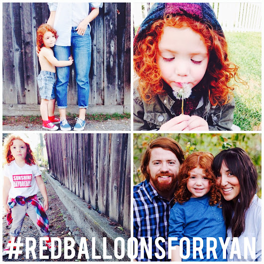 The Barefooted Mama: #redballoonsforryan