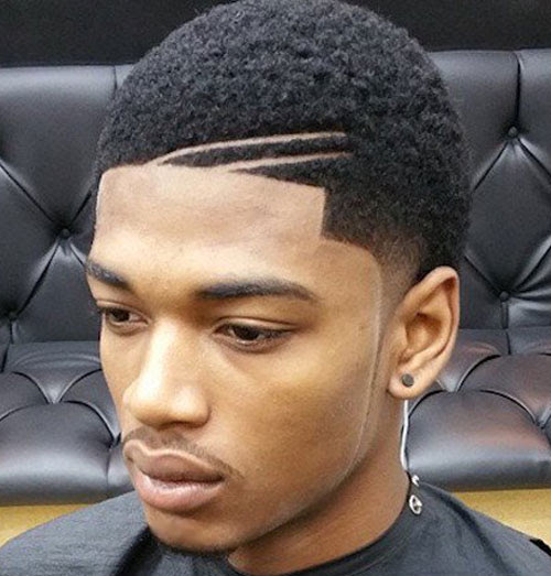 Barber Fades for Black Men Hair Cuts
