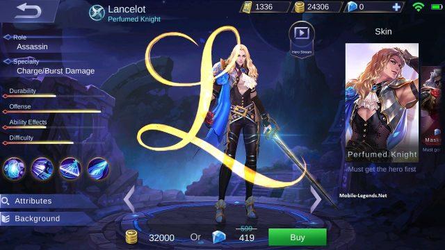 Lancelot Features