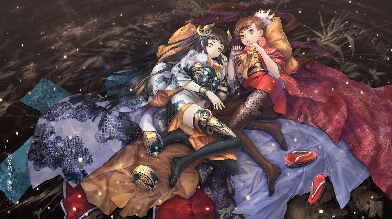 Ninja Anime Girl Wallpapers