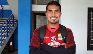 Persib Pinjamkan Kiper Imam Arief Fadillah ke PSM Makassar