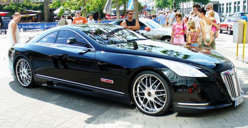 maybach exelero l 39 auto pi costosa del mondo. Black Bedroom Furniture Sets. Home Design Ideas