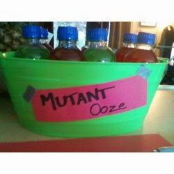 Funky Frugal Mommy Teenage Mutant Ninja Turtle Party