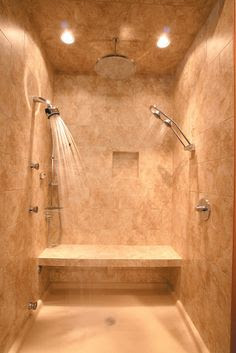 great design takes time: my bathroom remodel: the spa shower