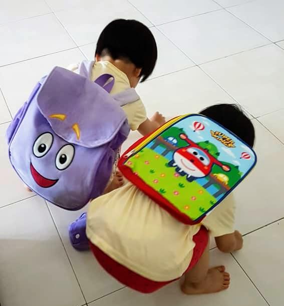 【亲子分享】两岁的小孩上托儿所适合吗?| 迎迎1Y8M上托儿所小记