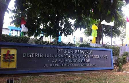 Alamat & Nomor Telepon Kantor PLN Kota Tangerang