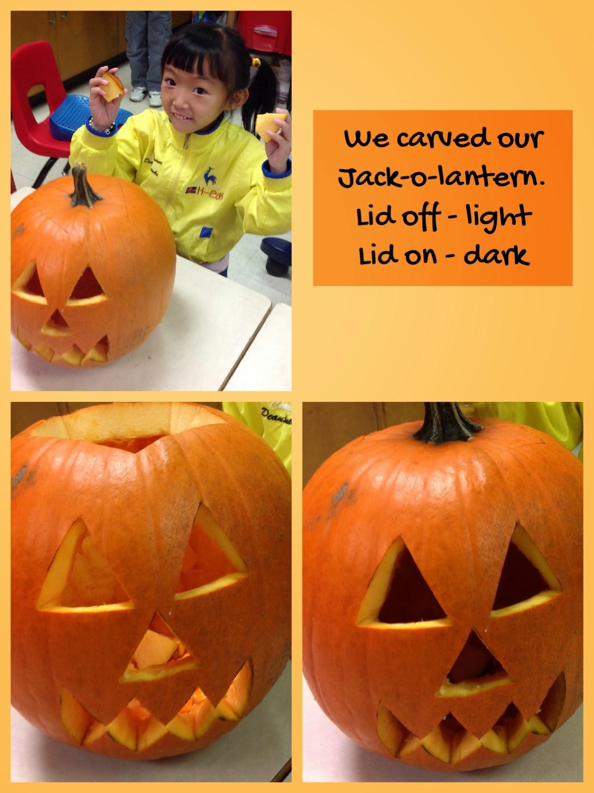 Beginning With Inquiry In Kindergarten November