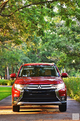 Mitsubishi Outlander SEL 2016 review