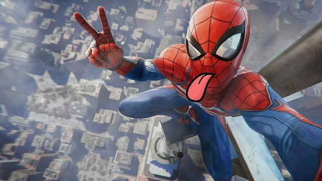 بالصور اتهامات لفريق Insomniac بسبب تخفيض رسومات لعبة Spider-Man على جهاز PS4 و أستوديو التطوير يرد ..