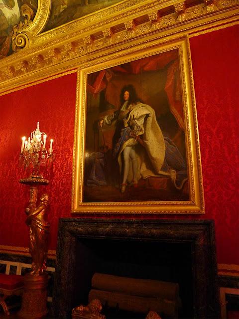 peinture louis XIV