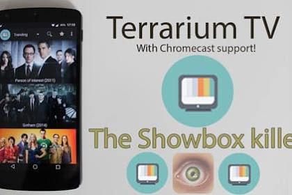 Download Terrarium TV Premium MOD APK v1.8.5 for Android [Ads Removed] Terbaru 2018 Gratis