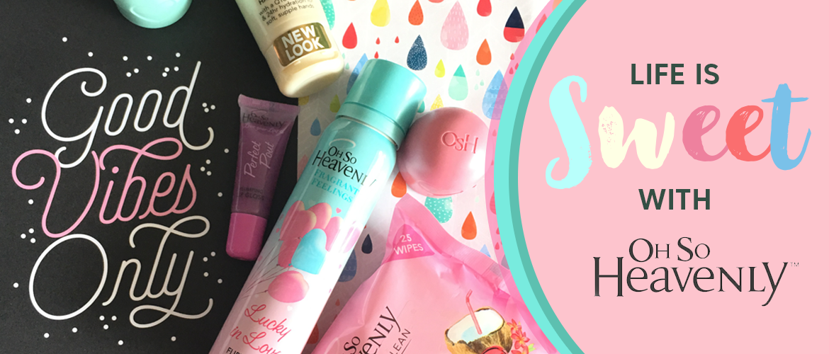 Oh So Heavenly Product Reviews - Hey Pretty South African Beauty & Lifestyle Blog