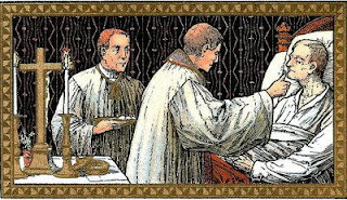 Image result for sacrament of the sick