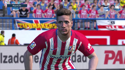 PES 2016 Luis Suarez and Fernando Torres Face by Sergio Argentina