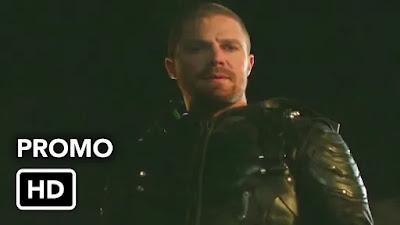 """Arrow Episódio 17 da Sétima Temporada """"Inheritance"""" (HD)"""