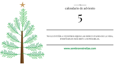 Calendario de adviento, navidad, familia, christmas, diciembre, frases positivas