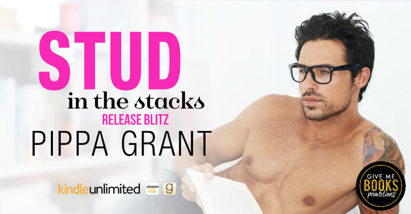 Stud in the Stacks Release Blitz
