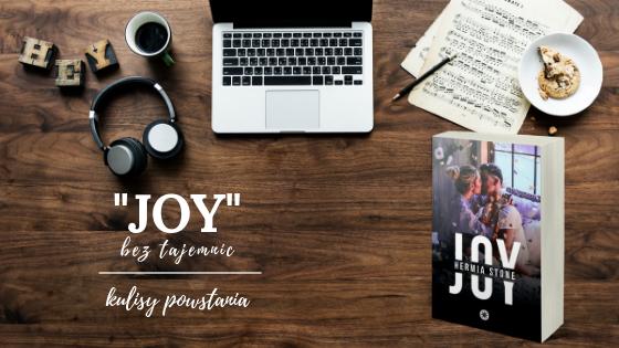 """""""Joy"""" bez tajemnic — kulisy powstania książki"""
