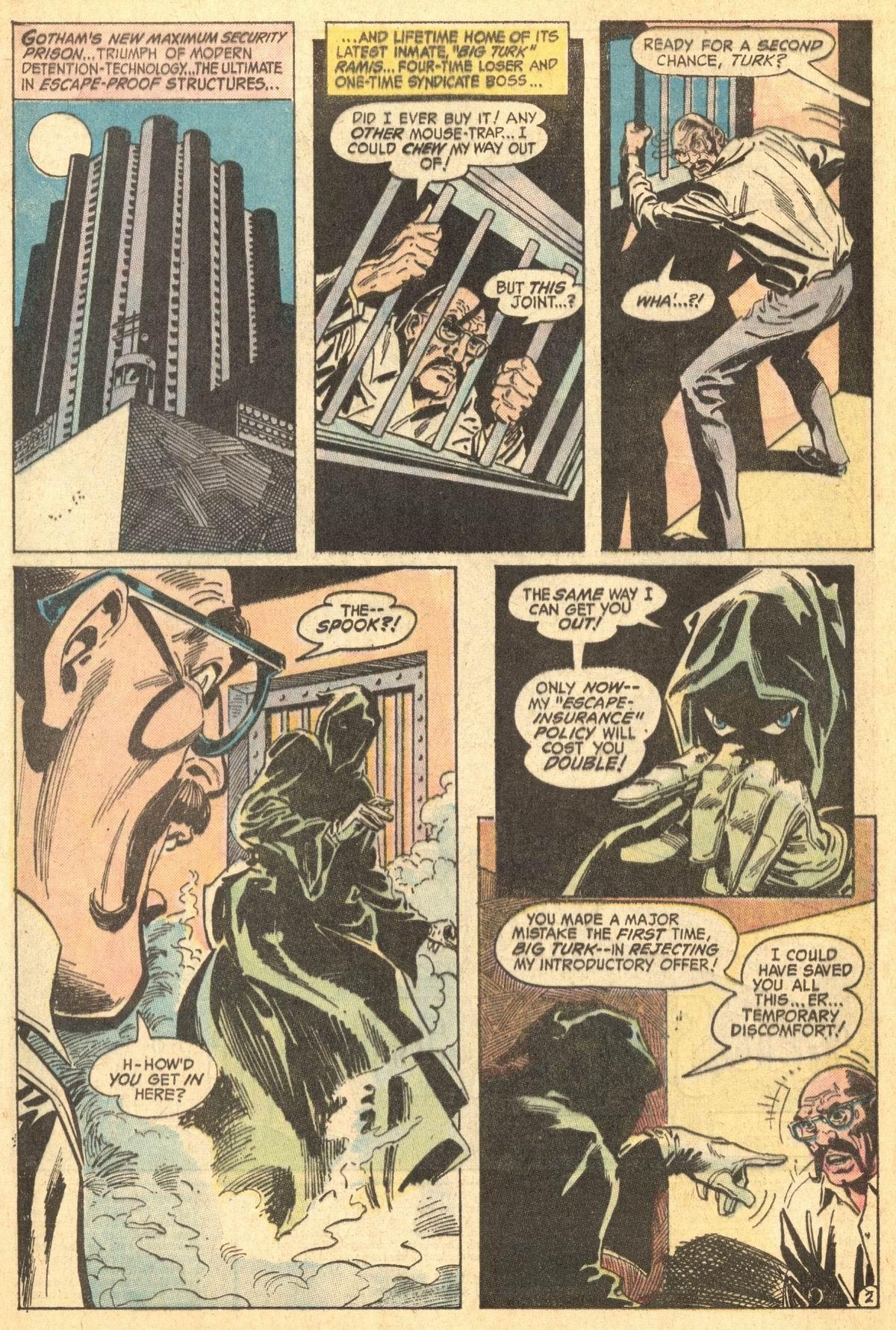 Detective Comics (1937) 434 Page 2