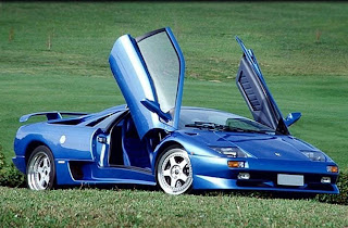 Dream Fantasy Cars-Diablo SV
