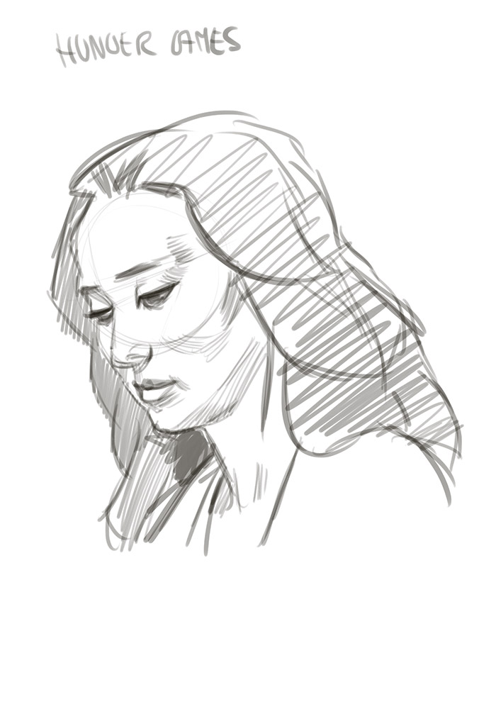 Life Drawing Dublin: Movie Sketches