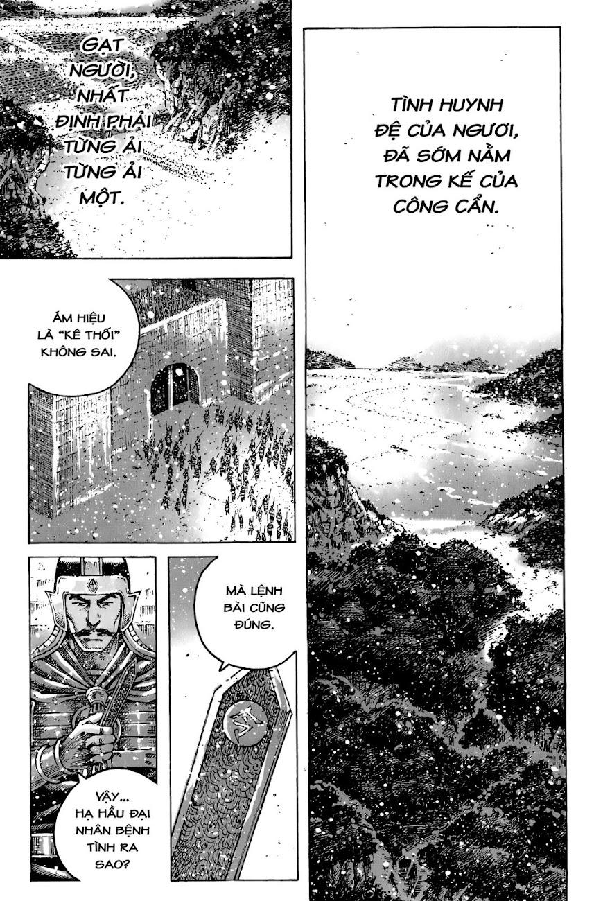 Hỏa phụng liêu nguyên Chương 420: Giương đông kích tây [Remake] trang 7