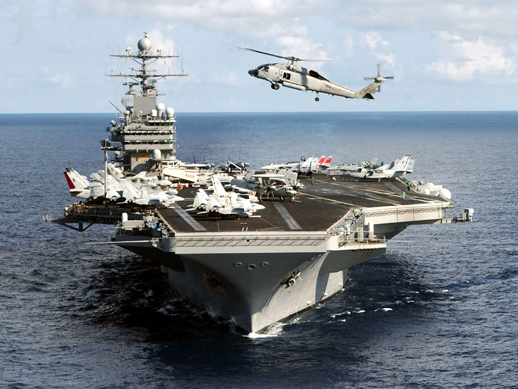 United States Aircraft Carriers List