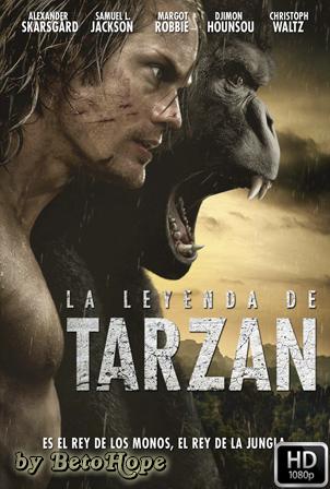 La Leyenda De Tarzan [2016] [Latino-Ingles] HD 1080P [Google Drive] GloboTV
