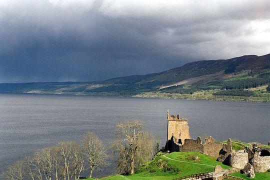 Loch Ness, Skotlandia