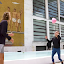 Τσιτσιπάς και Σάκκαρη έκαναν επίδειξη ποδοσφαίρου στη Ρώμη
