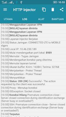 cara mengatasi http injector yang bengong tanpa root 2017