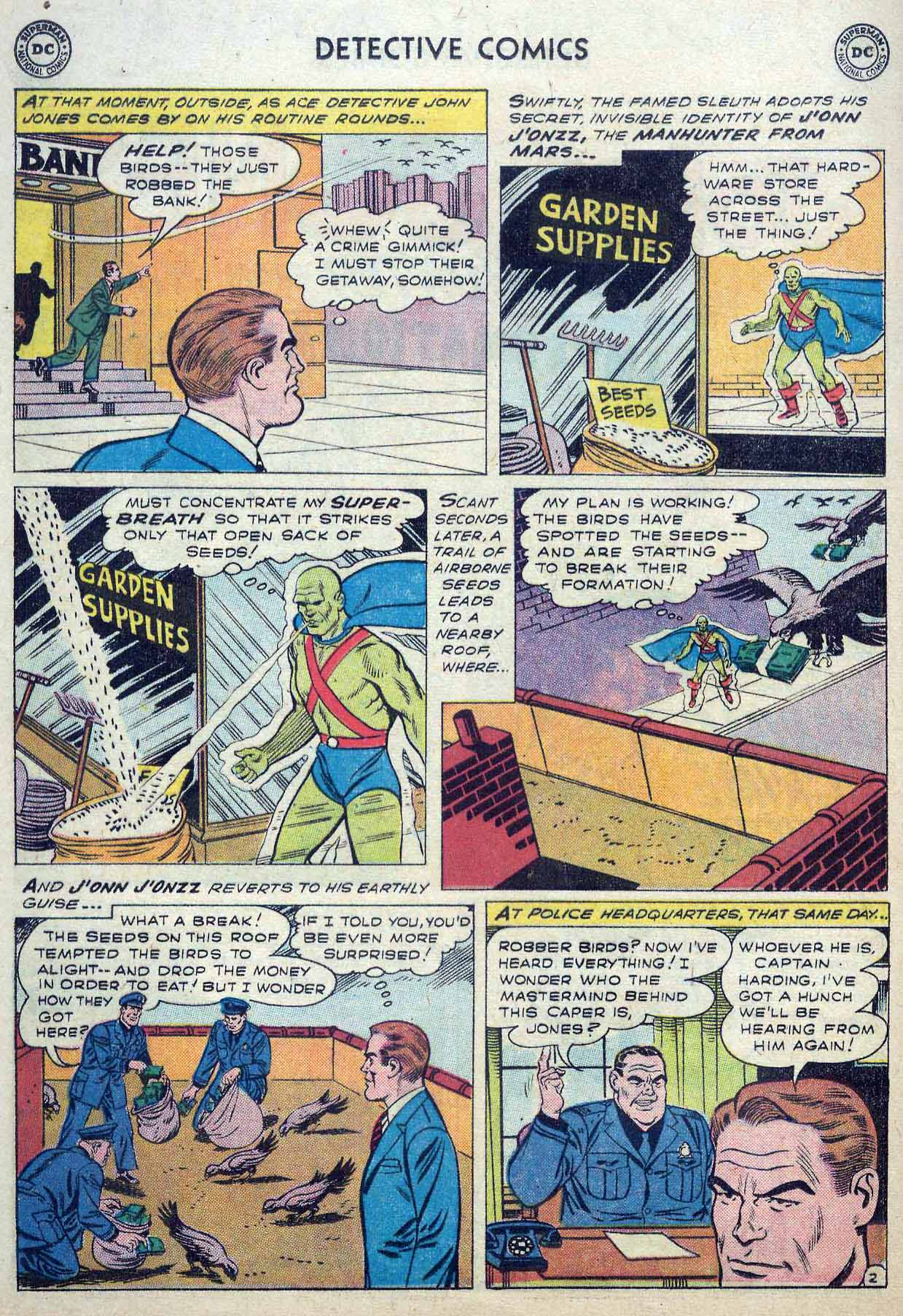 Read online Detective Comics (1937) comic -  Issue #262 - 28