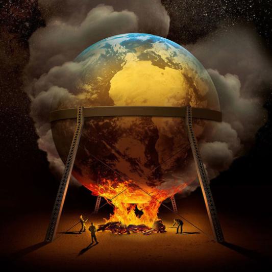 WTF Calentamiento Global cambio climatico tierra medio ambiente verdes greenpeace