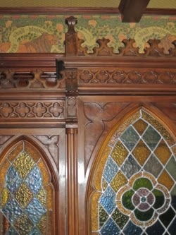 Source Gothic Revival Victorian Home Decor By Chazz C 2011 Restoration Fabrics Trims LLC All Rights Reserved