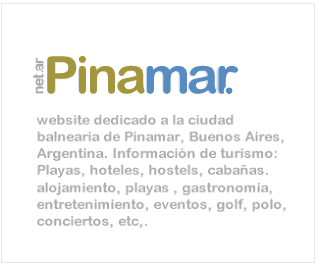 Pinamar turismo descripcion