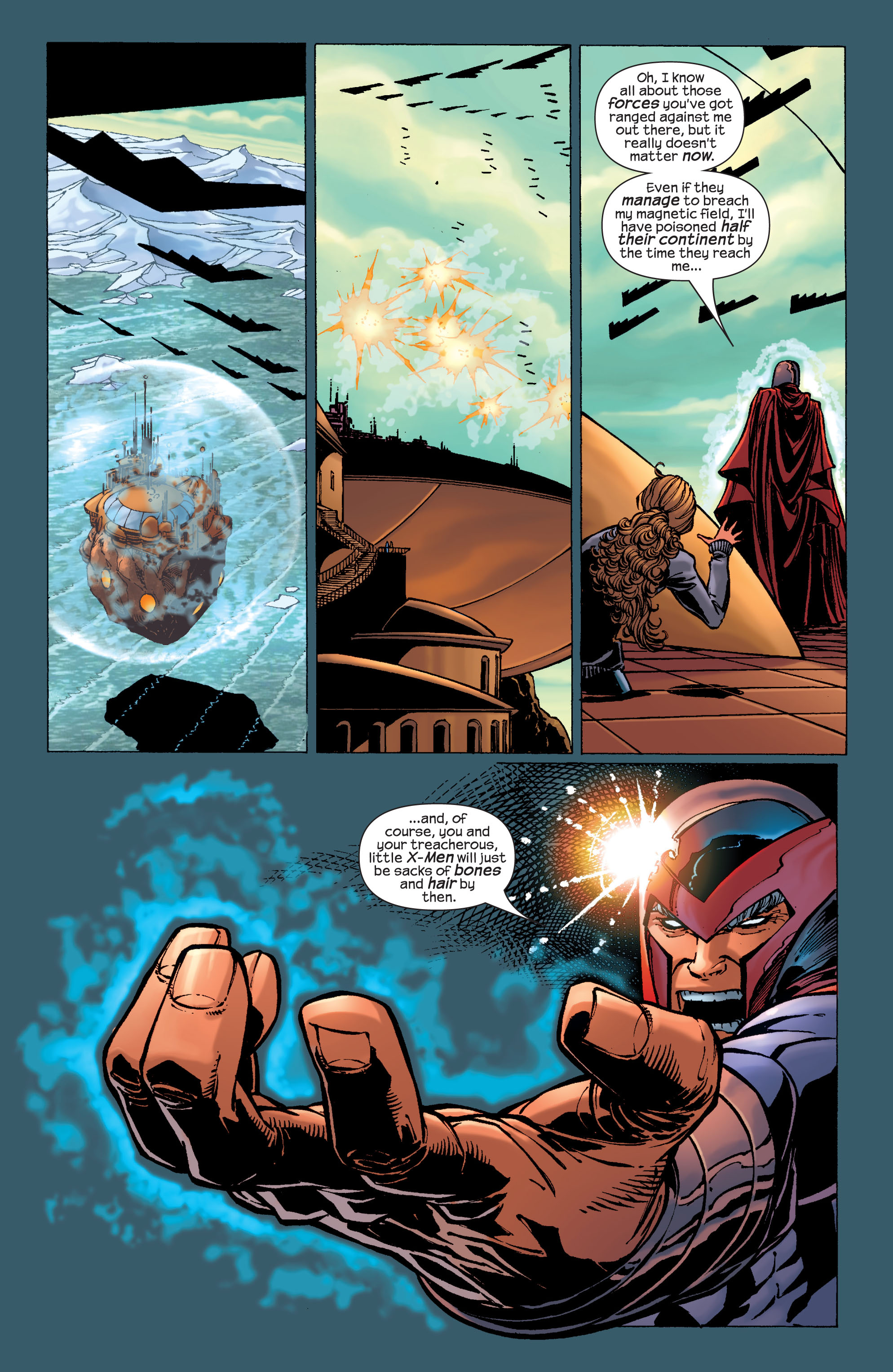 Read online Ultimate X-Men comic -  Issue #31 - 5