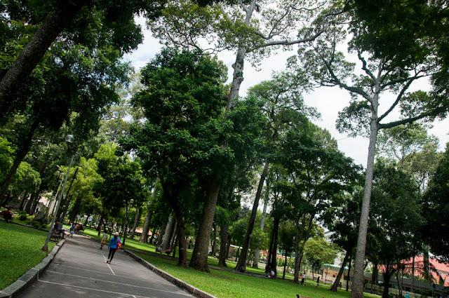 Parque de Tao Dan