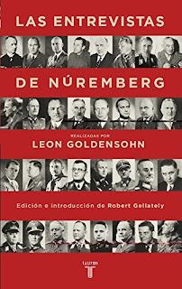 Las entrevistas de Núremberg / [realizadas por] Leon Goldensohn