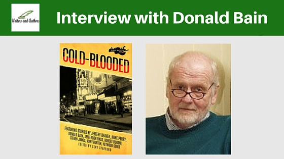 Interview with Donald Bain #Writers #Authors #Books @Writers_Authors @JoLinsdell