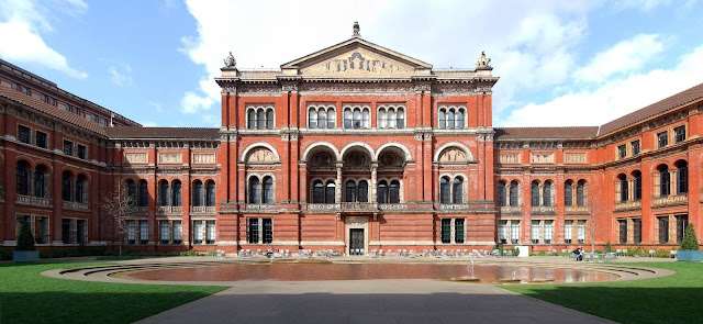 Victoria e Albert Museum em Londres